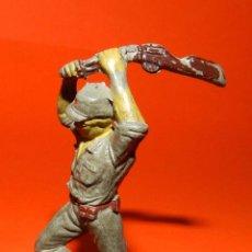 Figuras de Goma y PVC: SOLDADO JAPONES DE GOMA, PECH, TAL COMO SE VE EN LAS FOTOS PUESTAS. II GUERRA MUNDIAL. Lote 51135512