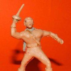 Figuras de Goma y PVC: EL HIJO DEL CAPITÁN CORAJE, REALIZADO EN PLASTICO POR ESTEREOPLAST, AÑOS 60.. Lote 51138288