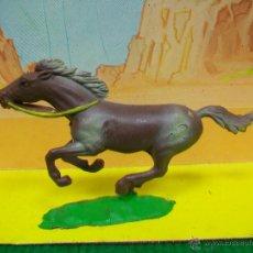 Figuras de Goma y PVC: PRECIOSO CABALLO INDIO COFALU STARLUX. Lote 51149860
