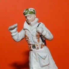 Figuras de Goma y PVC: SOLDADO MONTAÑA DE PECH DESFILANDO DE GOMA, TAL COMO SE VE EN LAS FOTOGRAFIAS PUESTAS.. Lote 51155580