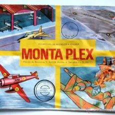 Figuras de Goma y PVC: SOBRE MONTAPLEX - VACÍO - KIOSKO AÑOS 70´S. Lote 67557515