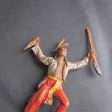 Figuras de Goma y PVC: FIGURA INDIO . COMANSI.. Lote 51200849
