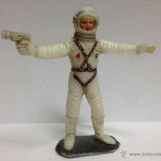 Figuras de Goma y PVC: FIGURA EN PVC SERIE ESPACIO LUNAR FABRICADO POR JECSAN . Lote 51216405