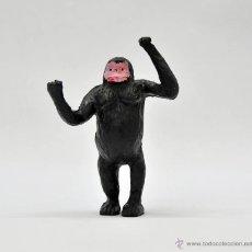Figuras de Goma y PVC: FIGURA GORILA MONO RARA. Lote 51253149