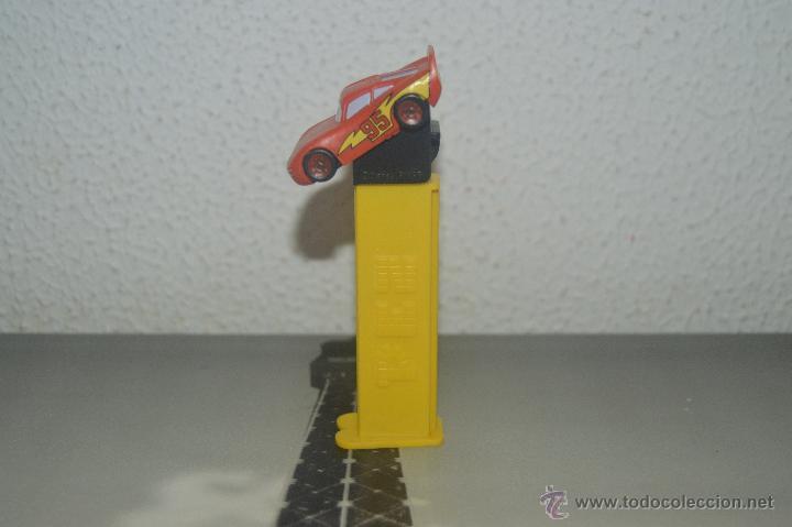 Dispensador Pez: dispensadores de caramelos pez dispensador caramelo cars coche disney - Foto 2 - 51312805