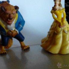 Figuras de Goma y PVC: LA BELLA Y LA BESTIA - BULLYLAND. Lote 51387503