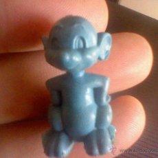 Figuras de Goma y PVC: WARNER FIGURA PROMOCIONAL DUNKIN CHICLES O PASTELITOS CANGURO BOXEADOR AZUL . Lote 51389661
