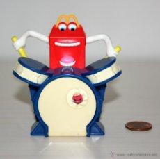 Figuras de Goma y PVC: FIGURAS DE PLASTICO PROMOCION MAC MC DONALD DONALDS 5. Lote 51693321