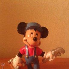 Figuras de Goma y PVC: FIGURA PVC MICKEY MOUSE MECANICO FONTANERO - BULLYLAND - DISNEY. Lote 51478018