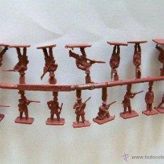 Figuras de Goma y PVC: MONTAPLEX 1 COLADA RUSIA DEL ZAR DEL SOBRE Nº 164 - COLOR MALVA. Lote 130166608