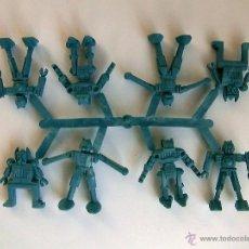 Figuras de Goma y PVC: MONTAPLEX 1 COLADA DE ROBOTS - COLOR FOTO. Lote 67721639