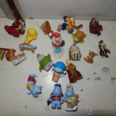 Figuras Kinder: LOTE FIGURAS KINDER FERRERO ECT . Lote 51524535
