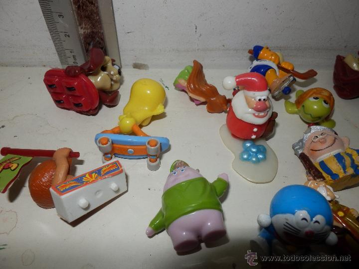 Figuras Kinder: LOTE FIGURAS KINDER FERRERO ECT - Foto 3 - 51524535
