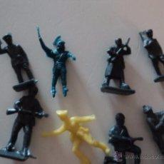 Figuras de Goma y PVC: LOTE COLECCION FIGURAS ORIGINALES AÑOS 70/80 PLASTICO MONTAPLEX? R400. Lote 51564693