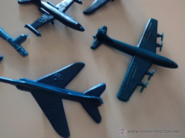 Figuras de Goma y PVC: LOTE COLECCION FIGURAS ORIGINALES AÑOS 70/80 PLASTICO MONTAPLEX? O SIMILAR R400 - Foto 2 - 51564784