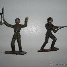 Figuras de Goma y PVC: COMANSI SOLDADOS DEL MUNDO ALEMAN ALEMANES PRIMERA EPOCA. Lote 51641133