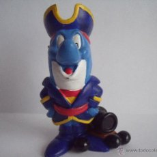Figuras de Goma y PVC: FIGURA TIBURON ALTURA 7 CM APROX. 1998. Lote 51654117