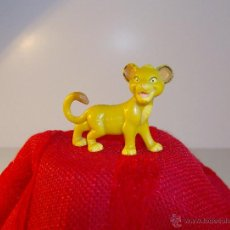 Figuras de Goma y PVC: SIMBA (EL REY LEON) ©DISNEY. NESTLE. Lote 51662323