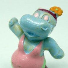 Figuras Kinder: KINDER PVC HIPOPÓTAMO BAILANDO FERRERO R 93 Nº 183 . Lote 51669903