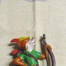 Figuras de Goma y PVC: FIGURA DE PVC DE ROBIN HOOD DE BULLY. Lote 51800729