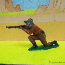 Figuras de Goma y PVC: FIGURA VAQUERO TEIXIDO - FIGURA DE TEIXIDOR . Lote 51813601