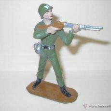 Figuras de Goma y PVC: AMERICANO SOLDADOS DEL MUNDO DE COMANSI. Lote 51983419