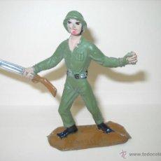 Figuras de Goma y PVC: AMERICANO SOLDADOS DEL MUNDO DE COMANSI. Lote 51983425