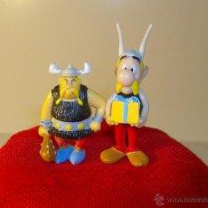 Figuras de Goma y PVC: ASTERIX Y OBELIX PVC. MPG. Lote 51983676
