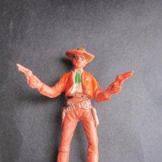 Figuras de Goma y PVC: FIGURA VAQUERO .COMANSI.. Lote 51200479