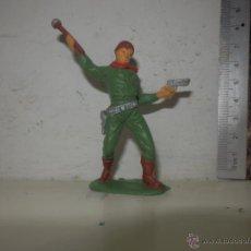 Figuras de Goma y PVC: FIGURA COMANSI PRIMERA EPOCA OESTE VAQUERO. Lote 52064092