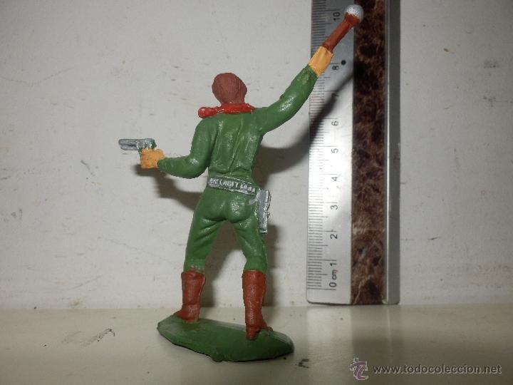 Figuras de Goma y PVC: figura comansi primera epoca oeste vaquero - Foto 2 - 52064092