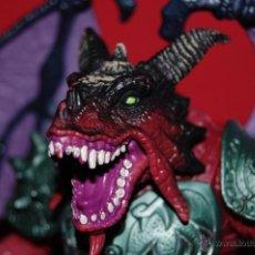 Figuras de Goma y PVC: DRAGON CHAP MEI. Lote 52121851