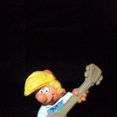 Figuras de Goma y PVC: PIRLUIT LOS PITUFOS - MARCA: SCHLEICH 1978. Lote 52139348