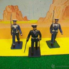 Figuras de Goma y PVC: FIGURAS DESFILE REAMSA - MARINEROS REAMSA - MARINA REAMSA - . Lote 52283418