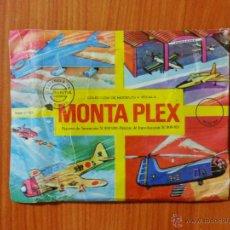 Figuras de Goma y PVC: SOBRE SORPRESA MONTAPLEX 'COLECCIÓN MODELOS A ESCALA Nº 421'.. Lote 52314129