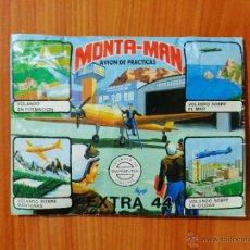 Figuras de Goma y PVC: SOBRE SORPRESA MONTAPLEX 'MONTAMAN, AVIÓN DE PRACTICAS, EXTRA 44'.. Lote 52314368