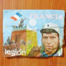 Figuras de Goma y PVC: SOBRE SORPRESA MONTAPLEX 'FRANCIA, LEGIÓN'.. Lote 52333837