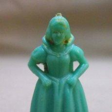 Figuras de Goma y PVC: FIGURA DE PLASTICO, PREMIUM, PROMOCION COCA COLA, BLANCANIEVES, 4 CM.. Lote 194665767
