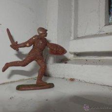 Figuras de Goma y PVC: GUERRERO MEDIEVAL Nº123 DE REAMSA EN GOMA. Lote 52343858