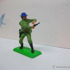 Figuras de Goma y PVC: FIGURA VAQUERO BRITAINS - PRIMERA GENERACION. Lote 52378387
