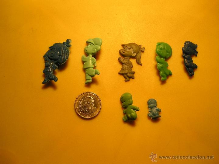 Figuras de Goma y PVC: lote figura pins pipero churruca familia telerin muy buen dunkin estado ver fotos - Foto 3 - 52390556