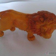 Figuras de Goma y PVC: LEÓN (MINILAND 1990). Lote 52397145