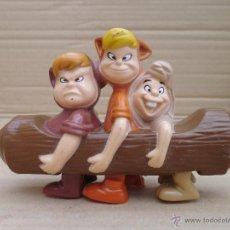 Figuras de Goma y PVC: JUGUETES PROMCIONALES DE MCDONALDS 2002 FUNCIONA A CUERDA. Lote 52433595