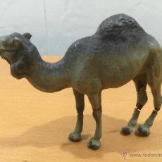 Figuras de Goma y PVC: ELASTOLIN HAUSSER CAMELLO TIPO ARCLA. Lote 52493536