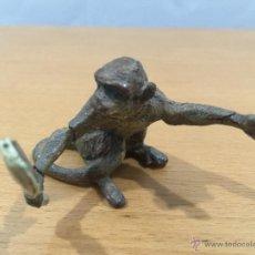 Figuras de Goma y PVC: ELASTOLIN HAUSSER FIGURA DE MONO REAMSA. Lote 52493595