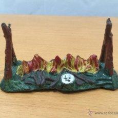 Figuras de Goma y PVC: ELASTOLIN HAUSSER HOGUERA REAMSA. Lote 52493677