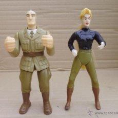 Figuras de Goma y PVC: JUGUETES PROMCIONALES DE MCDONALDS 2001. Lote 52533965