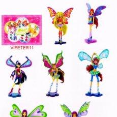 Figuras de Goma y PVC: FIGURAS PVC - LAS WINX. Lote 52534455