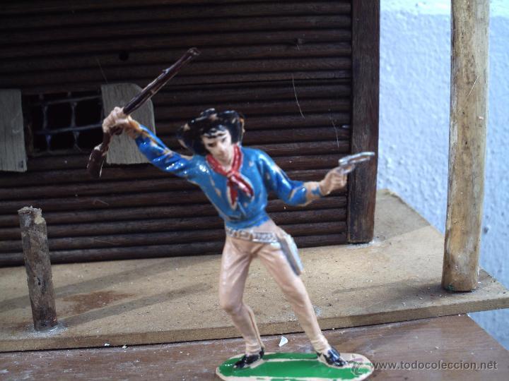 VAQUERO DE JECSAN (Juguetes - Figuras de Goma y Pvc - Jecsan)