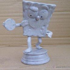 Figuras de Goma y PVC: JUGUETES PROMCIONALES DE BURGER KING BOB ESPONJA. Lote 52640811